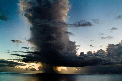 Stock Photo: 1701R-19898 Roseau, Dominica.