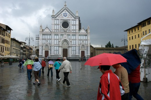 Stock Photo: 1701R-21369 Florence, Tuscany, Italy