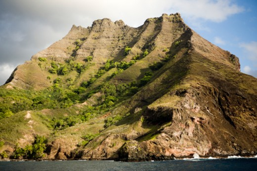 Hiva Oa Island, Marquesas Islands, French Polynesia. : Stock Photo