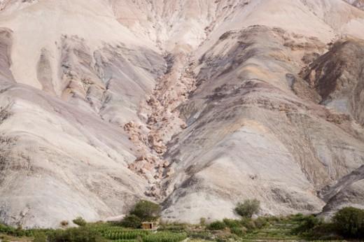 Stock Photo: 1701R-23624 Quistagama, Cami?a, Chile, South America, Latin America.