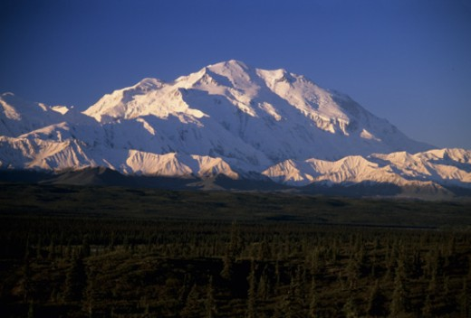 Stock Photo: 1701R-2564 Denali National Park, Alaska, United States.