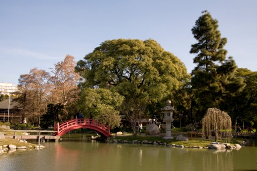 Palermo Park, Buenos Aires, Argentina. : Stock Photo