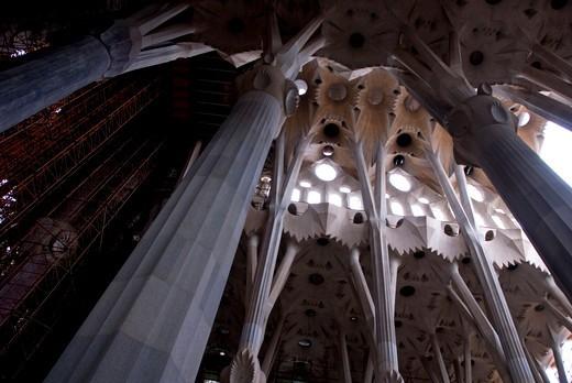 Stock Photo: 1701R-26045 Barcelona, Spain.