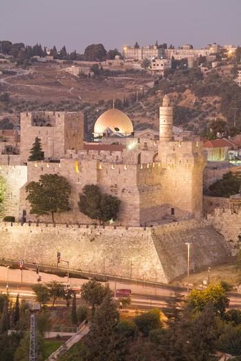 Stock Photo: 1701R-27980 Jerusalem  Israel