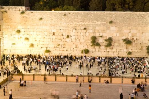 Old City, Jerusalem, Israel : Stock Photo