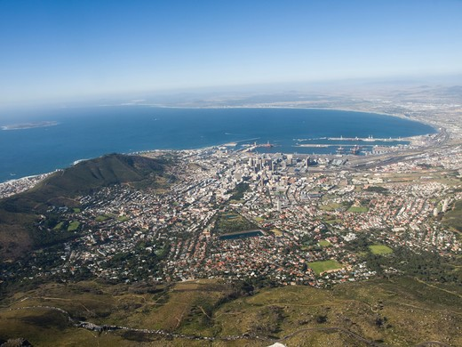 Cape Town, South Africa. : Stock Photo