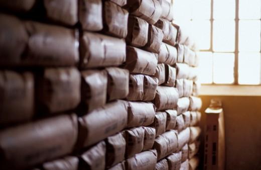 Stock Photo: 1701R-28344 Pedro Tea Factory, Nuwara Eliya, Sri Lanka.