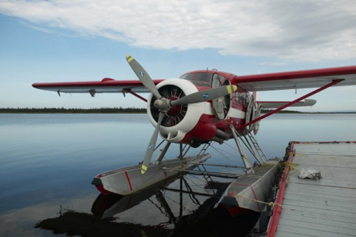 Goose Bay, Labrador, Canada : Stock Photo