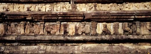 Stock Photo: 1701R-28755 Polonnaruwa Ancient City, Sri Lanka.