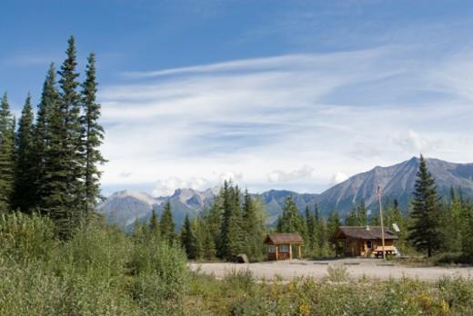 Wrangell Saint Elias National Park, Alaska. : Stock Photo