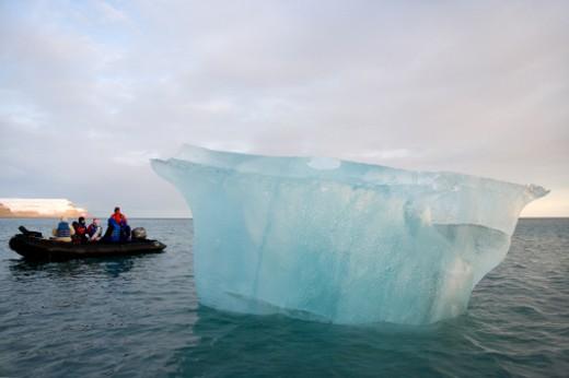 Stock Photo: 1701R-31247 South Coast of Devon Island, Nunavut, Canada