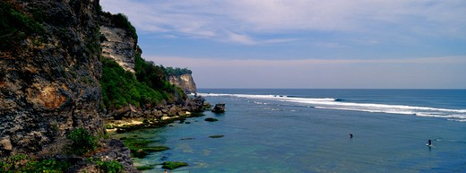 Uluwatu, Bukit Peninsula, Bali, Indonesia : Stock Photo