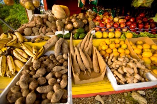 Stock Photo: 1701R-32920 Tobago.