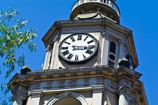 Iglesia San Francisco, Santiago, Chile : Stock Photo
