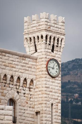 Stock Photo: 1701R-36928 Monte Carlo, Monaco, Cote d'Azur