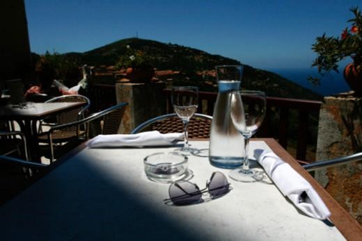 Piana, Corsica. : Stock Photo