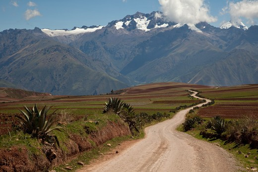 Sacred Valley, Peru : Stock Photo