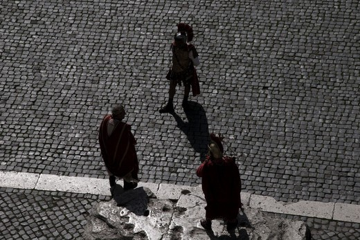 Stock Photo: 1701R-38749 Rome, Italy.