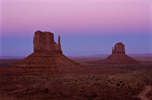 Monument Valley, Utah/Arizona, USA : Stock Photo