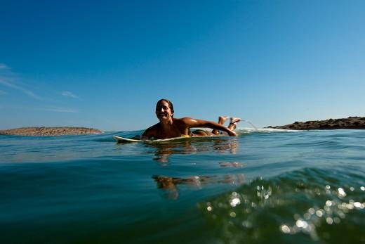 Scorpion Bay, Baja California, Mexico. : Stock Photo