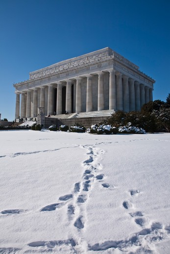 Washington, National Mall, District of Columbia, United States of America : Stock Photo