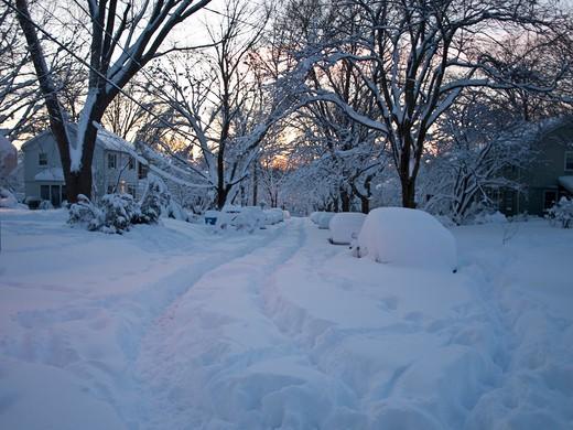 Chevy Chase, Maryland, United States. : Stock Photo