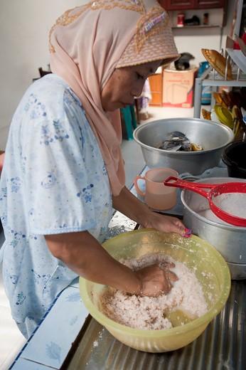 Pematangsiantar, Sumatra, Indonesia : Stock Photo