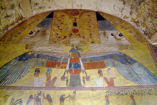 Valley of the Kings,Luxor Egypt. : Stock Photo