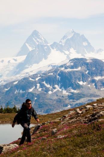 Bella Coola, British Columbia, Canada. : Stock Photo