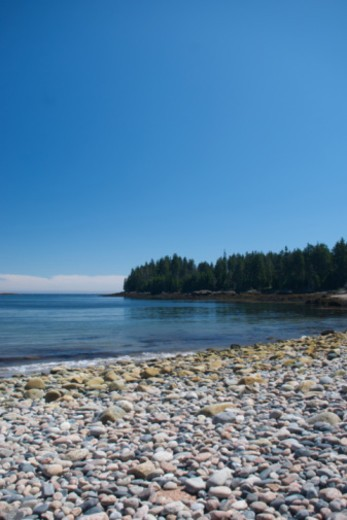 Harbor Island, Maine, United States of America. : Stock Photo