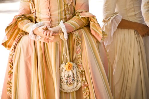 Stock Photo: 1701R-48382 Colonial Williamsburg , Virginia , USA