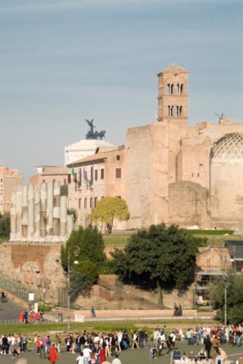 Stock Photo: 1701R-48713 Rome, Italy