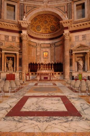 Stock Photo: 1701R-49302 Rome, Italy.