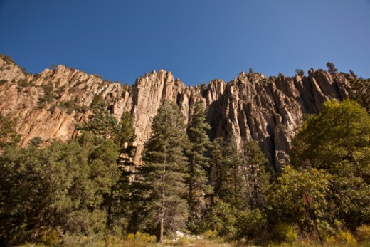 Cimarron, New Mexico, United States of America. : Stock Photo