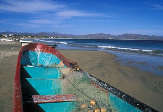 Stock Photo: 1701R-9720 Chamela, Mexico.