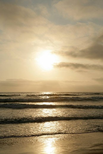 A picturesque seascape. : Stock Photo