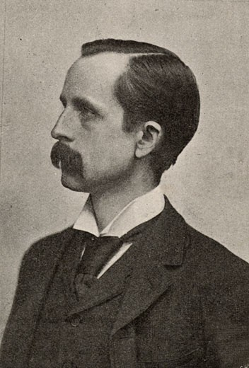 Stock Photo: 1746-143 JM Barrie, (1860-1937), Scottish playwright and novelist