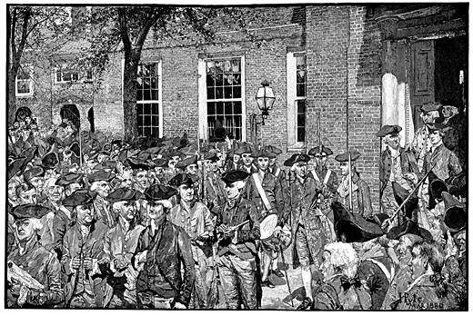 a history of the call for independence in philadelphia Introduction the war of independence plays such an important part in american popular ideology that references to it are especially prone to exaggeration and oversimplification.