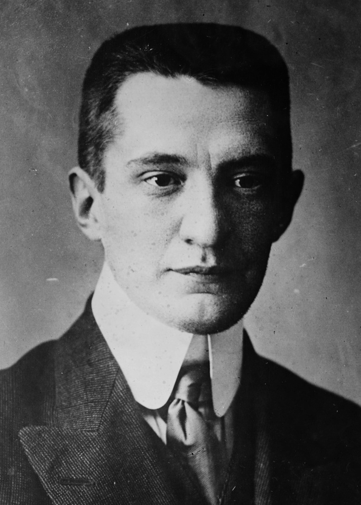 Alexander Kerensky (1881 ??? 1970)Russian politician. Prime Minister of the Russian Provisional Government until the October Revolution in 1917 : Stock Photo
