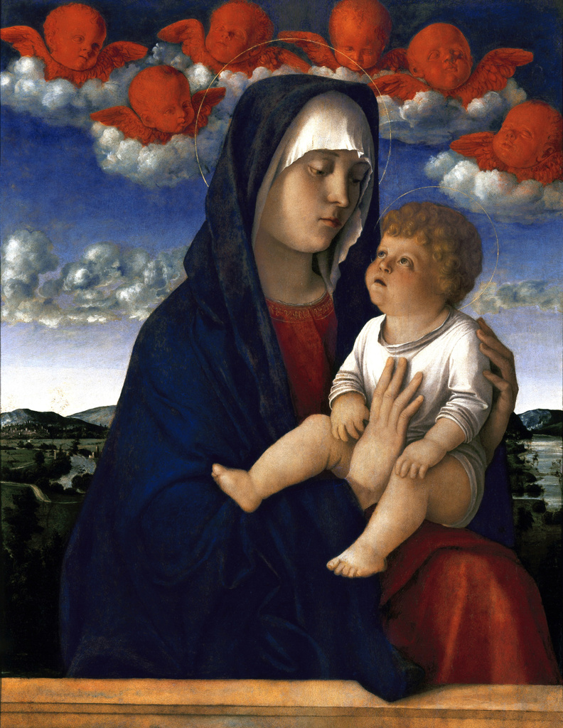 Stock Photo: 1746-4286 Giovanni Bellini, Venezia 1430, circa   1516)