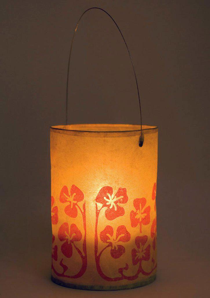 Decorative lantern : Stock Photo