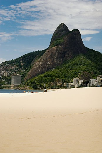 Brazilian beach : Stock Photo