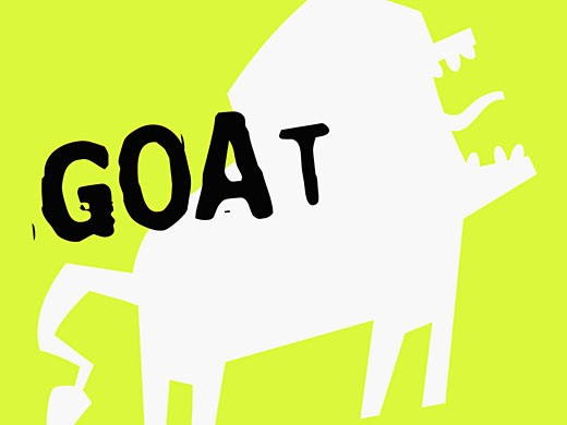 Stock Photo: 1758R-2408 Goat