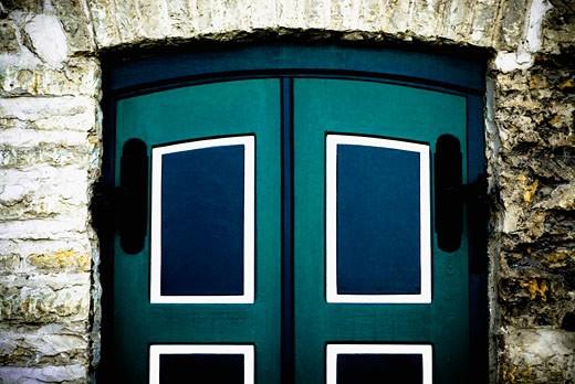 Close-up of a door : Stock Photo