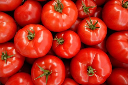 Stock Photo: 1779R-10933 Close up of tomatoes