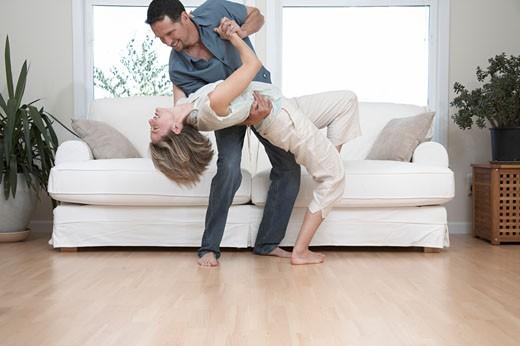 Stock Photo: 1779R-11940 Couple dancing