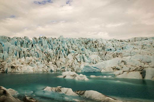Glaciers : Stock Photo