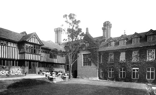 Maidstone, Museum 1898 : Stock Photo