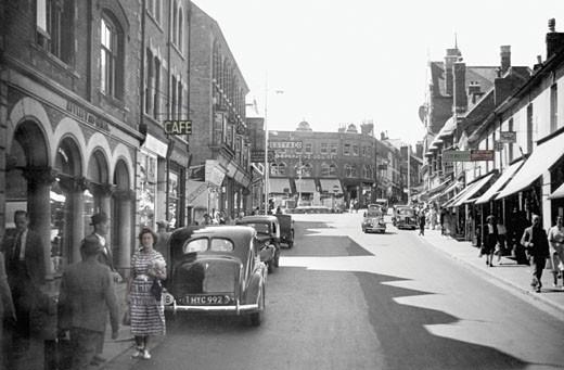 Yeovil, c1955 : Stock Photo