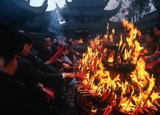 Chengdu, Sichuan, China.  : Stock Photo